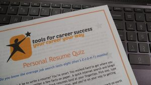 Free Resume Quiz